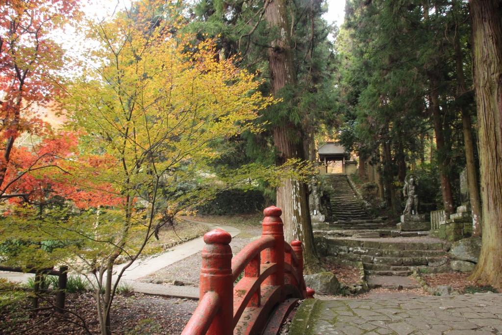 自然のパワーを感じる両子寺の七不思議