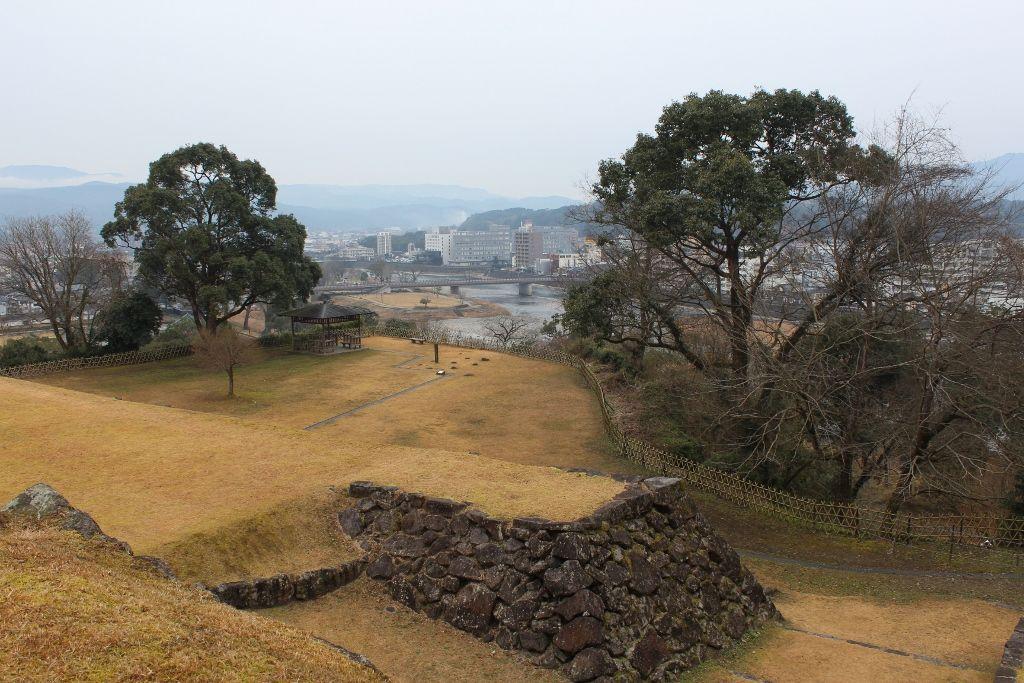 相良700年の歴史の拠点 人吉城