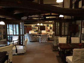 湯布院御三家のカフェで過ごす優雅で静寂な時間・大分県由布院温泉