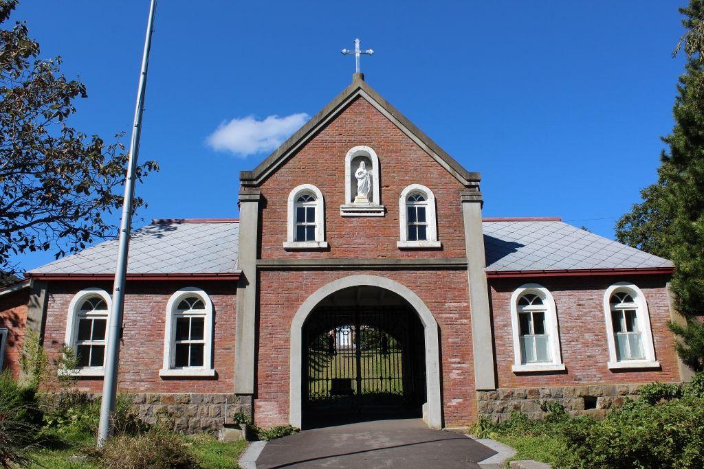市街地から足を延ばして観光したい「当別トラピスト修道院」