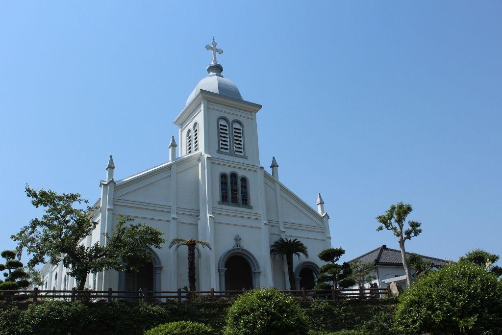 大江天主堂