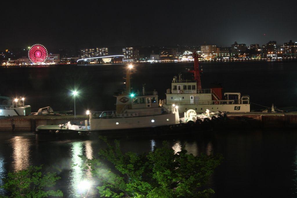 部屋から観る夜景が最高「門司港ホテル」