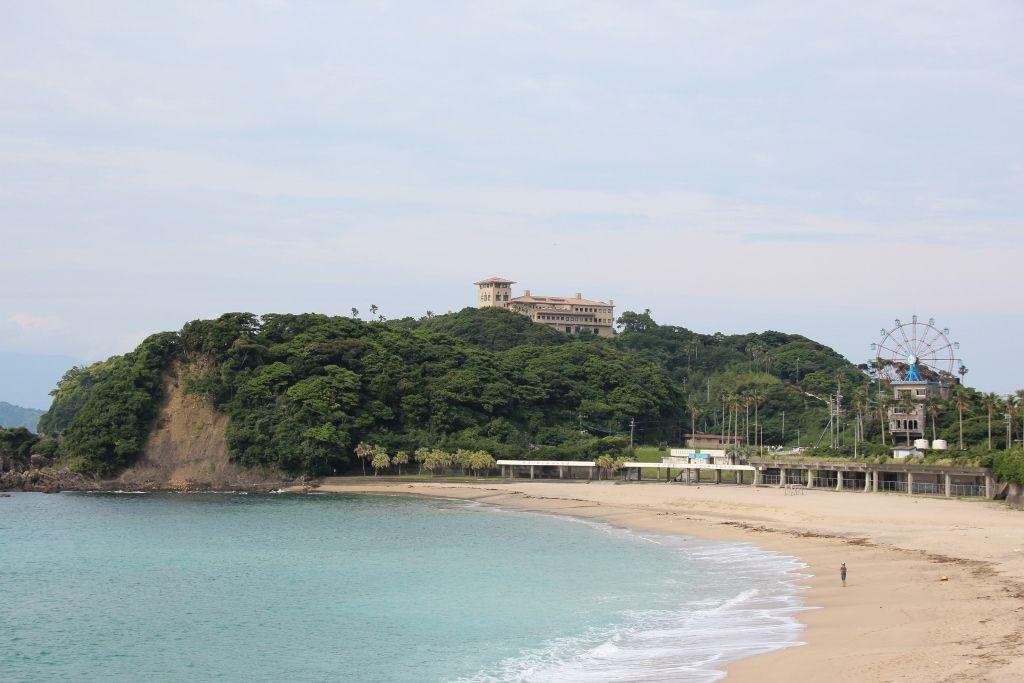 南欧リゾートをイメージした国民宿舎「ボルベリアダグリ」