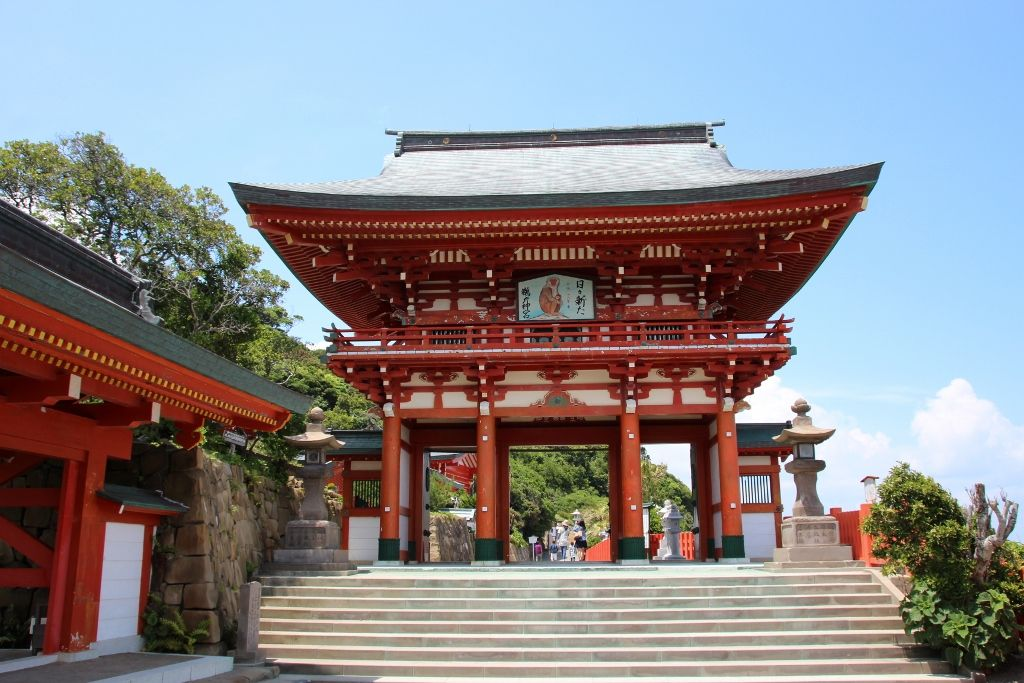 6.鵜戸神宮