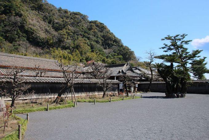 【一日目 午後】幕末の歴史を感じながら散策、気分は篤姫様「仙嶽園」