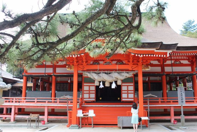 夜を守る神社「日御碕神社」