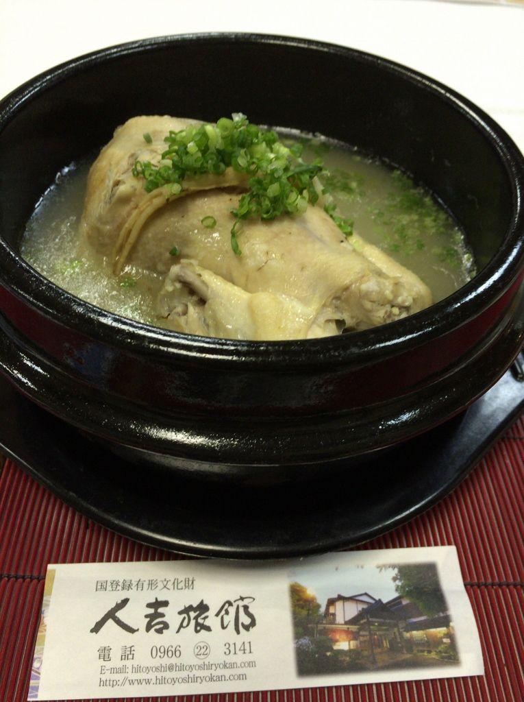 会席料理もいいけど老舗旅館で韓国料理はいかが