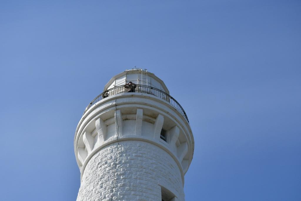 日本一の高さを誇る白亜の灯台「出雲日御崎灯台」