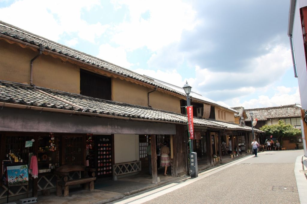 1.日田豆田町