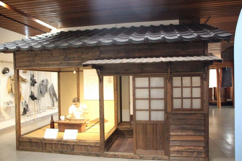 日本初の石炭資料館がある「ときわ公園」