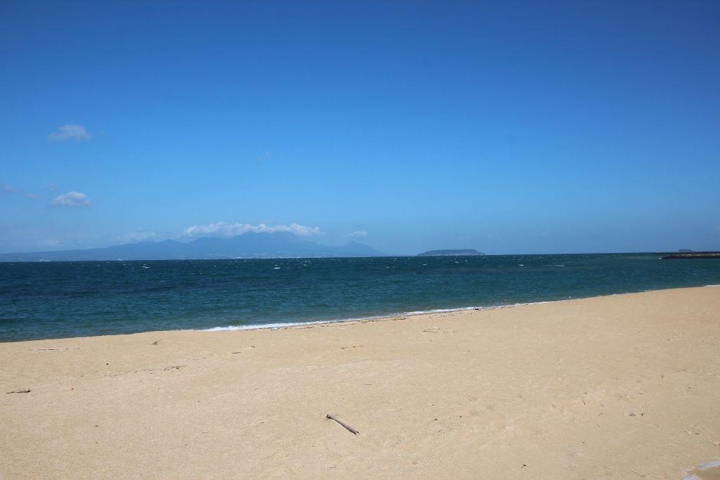 天草四郎が上陸した浜「四郎が浜」とサンタマリア館