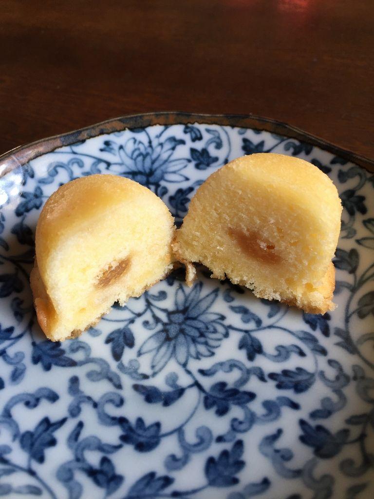これは驚き!梅月堂「すっぱい瀬戸田レモンケーキ」