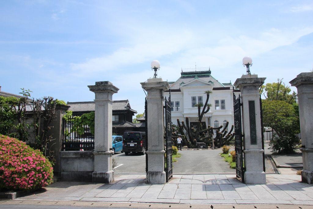 日本の名勝「柳川藩主立花邸 御花」