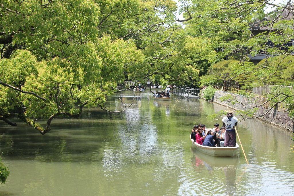 川下りと名物うなぎのセイロ蒸し 水郷柳川は北原白秋の故郷