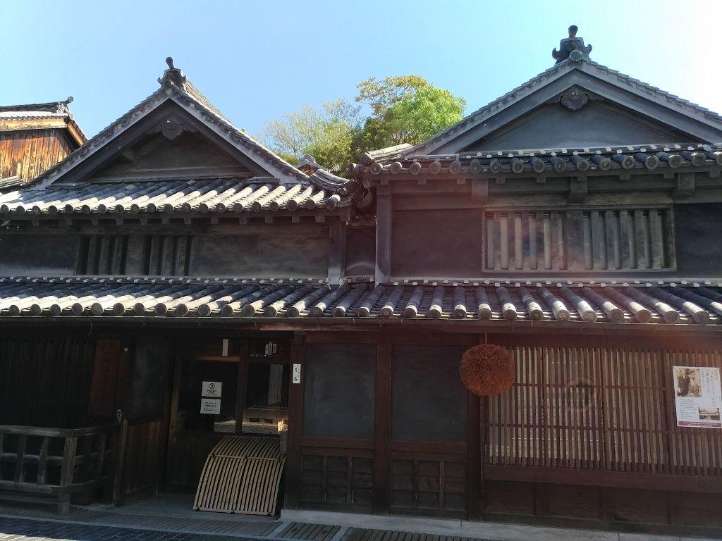 日本のウイスキーの父「竹鶴政孝」の生家