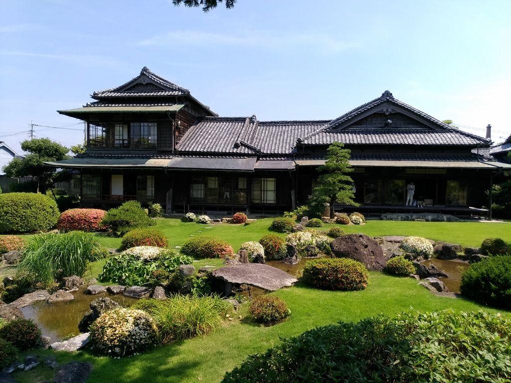 筑豊の炭坑王と歌人白蓮が過ごした飯塚市「旧伊藤伝右衛門邸」