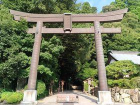 神話のふるさと宮崎県高千穂のパワースポット「高千穂神社」