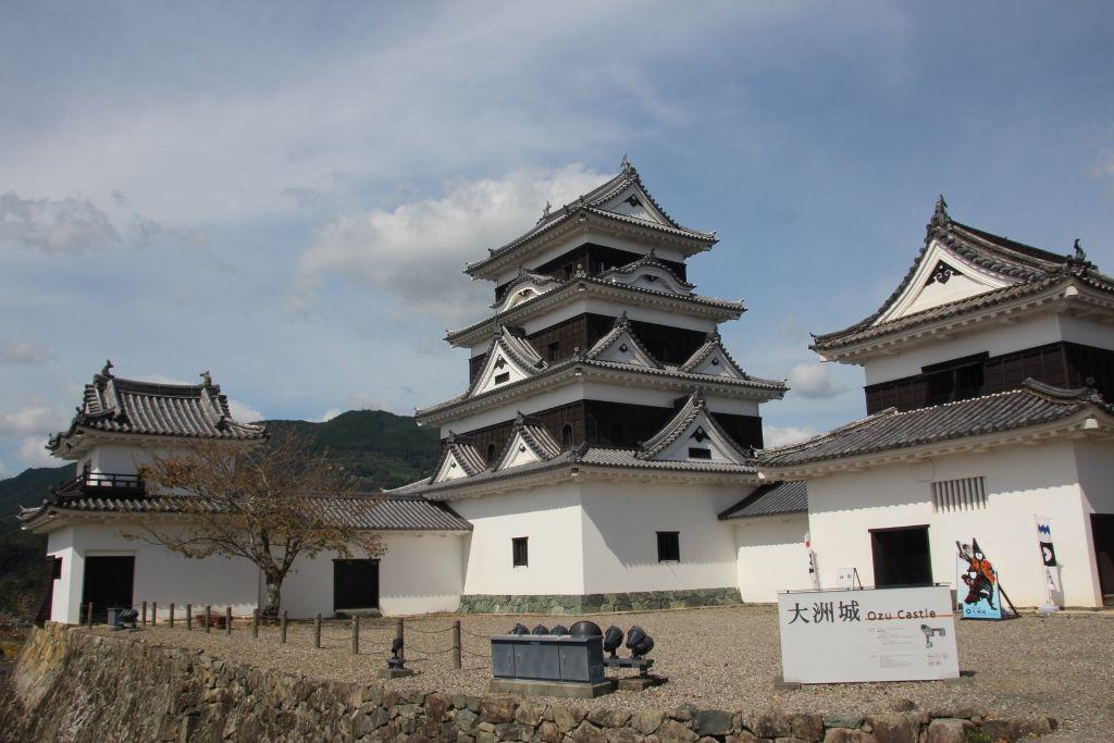愛媛県大洲市の観光スポット4選〜江戸、明治、昭和にタイムスリップ〜