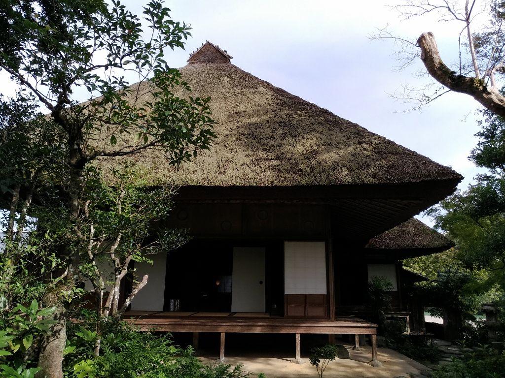 侘び・寂びを体感できる大洲最大級の見所「臥龍山荘」