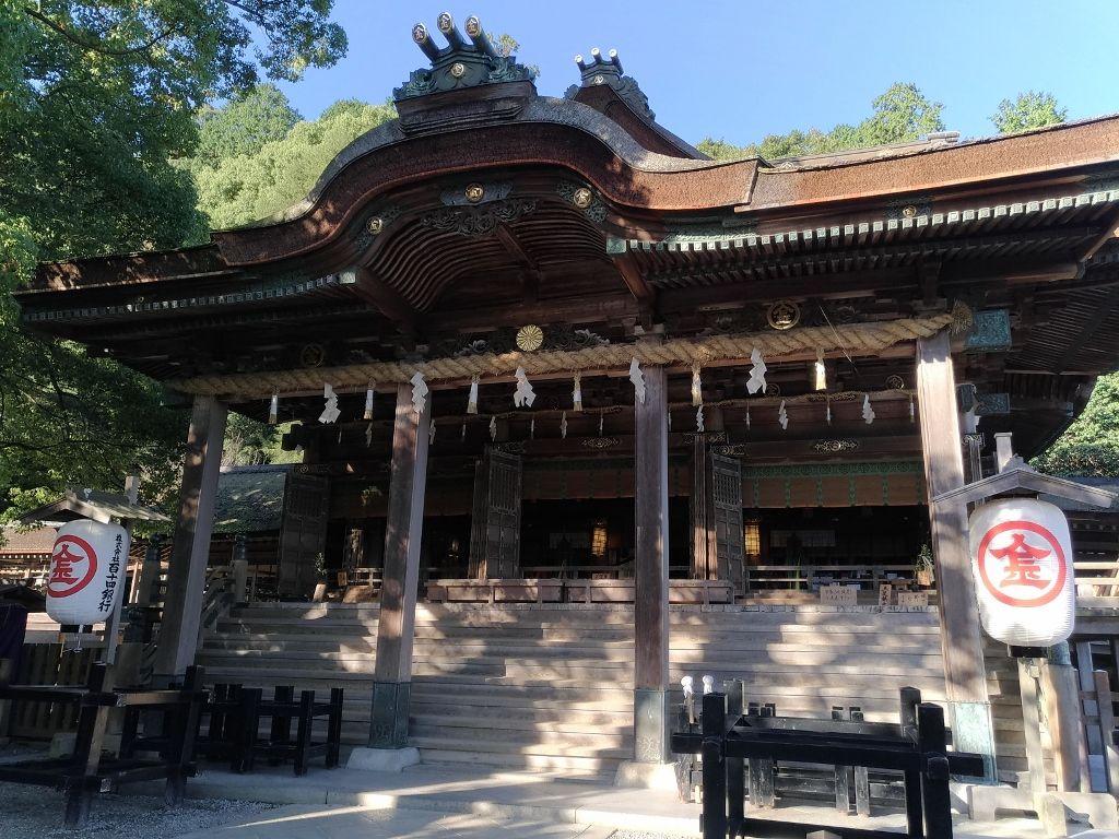785段の石段をのぼってこんぴら参り「金刀比羅宮」(香川県)