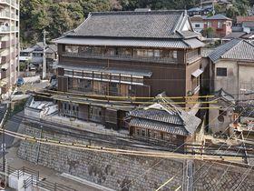 門司港栄華の象徴 九州最大級の木造建築 北九州市「三宜楼」