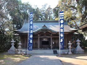 目玉が落ちた場所に建つパワースポット 宮崎市「生目神社」