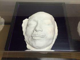 デスマスクも展示 福岡県柳川市「北原白秋の生家と白秋記念館」