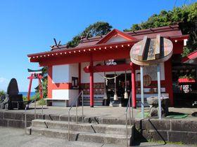 釜蓋を落とさず歩いて開運!鹿児島頴娃「釜蓋神社」