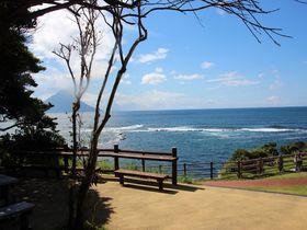 竜宮の入り口と呼ばれる絶景スポット!南九州市「番所鼻自然公園」
