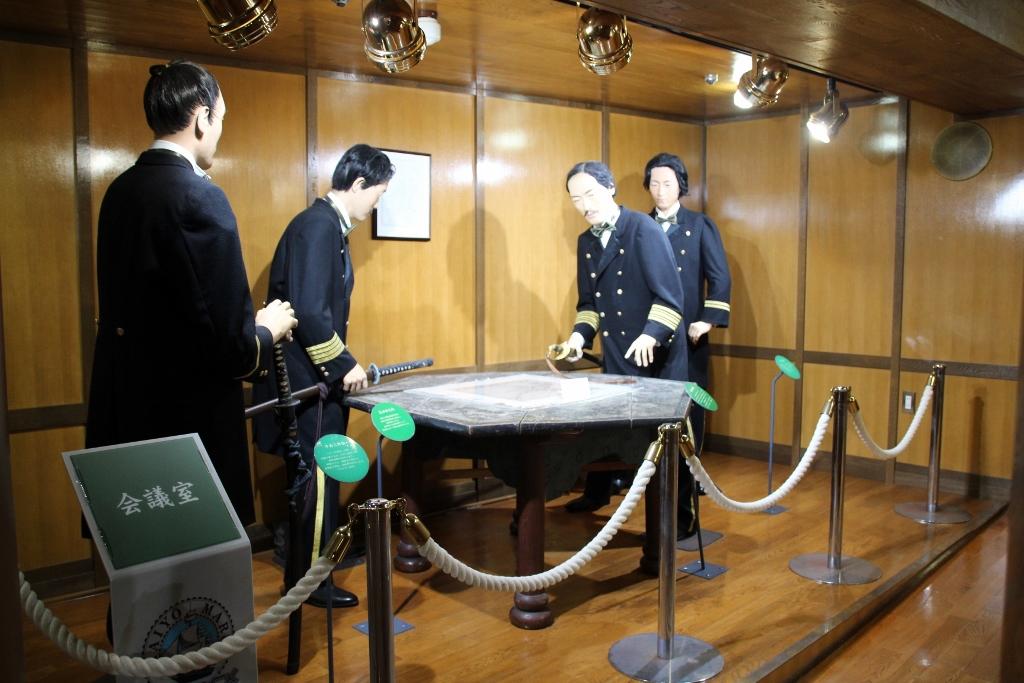 100年の時を超え幕末ロマンが蘇る!北海道江差「開陽丸記念館」