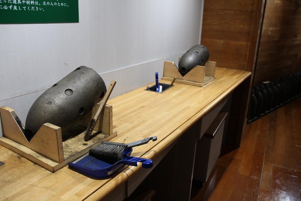 大砲の発砲体験や、ハンモック体験で知る船内生活