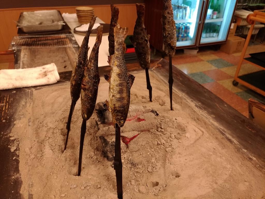 熊本と阿蘇の味覚が並ぶ夕食