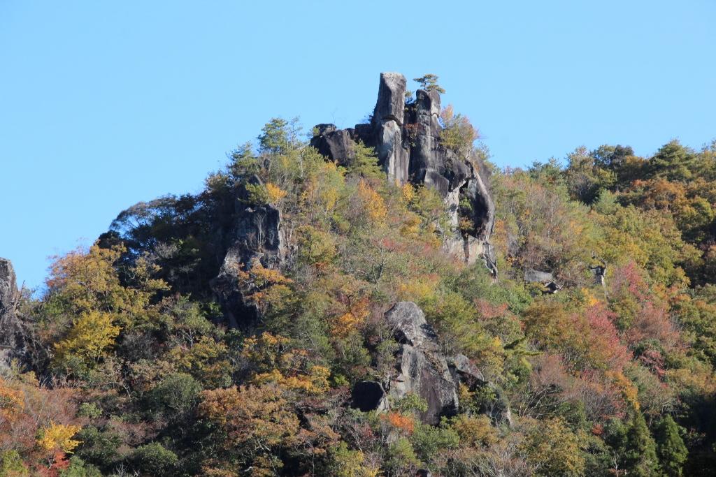 奇岩の名前の由来