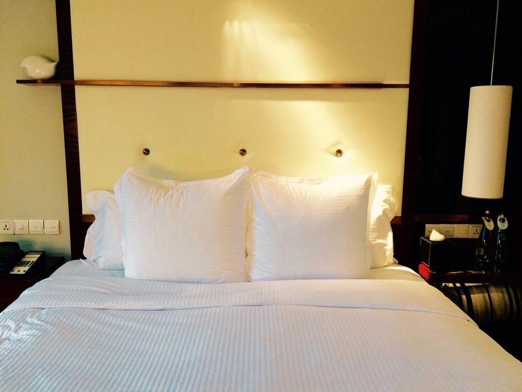 迷ったらこのホテル!「インターコンチネンタル上海浦東」