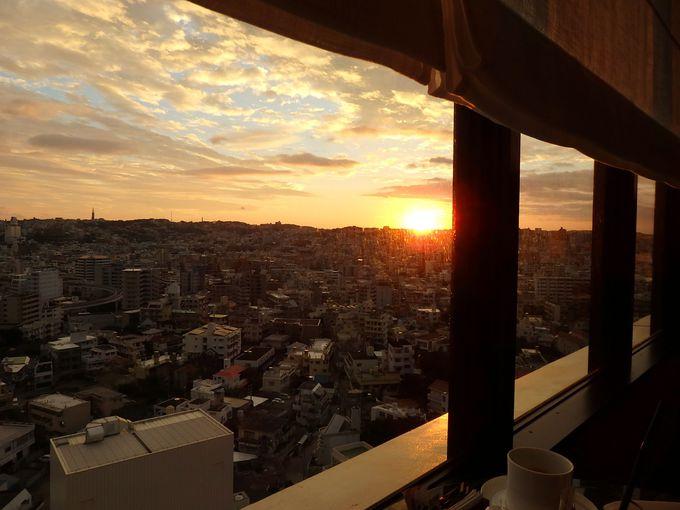 早起きして眺めたい!朝焼けを楽しむ特等席