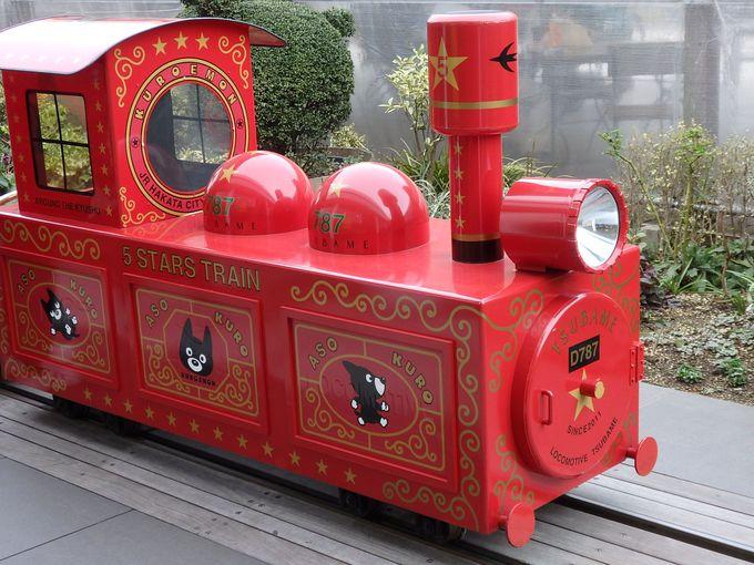 ななつ星の予行演習⁉憧れの水戸岡デザイン列車を体験
