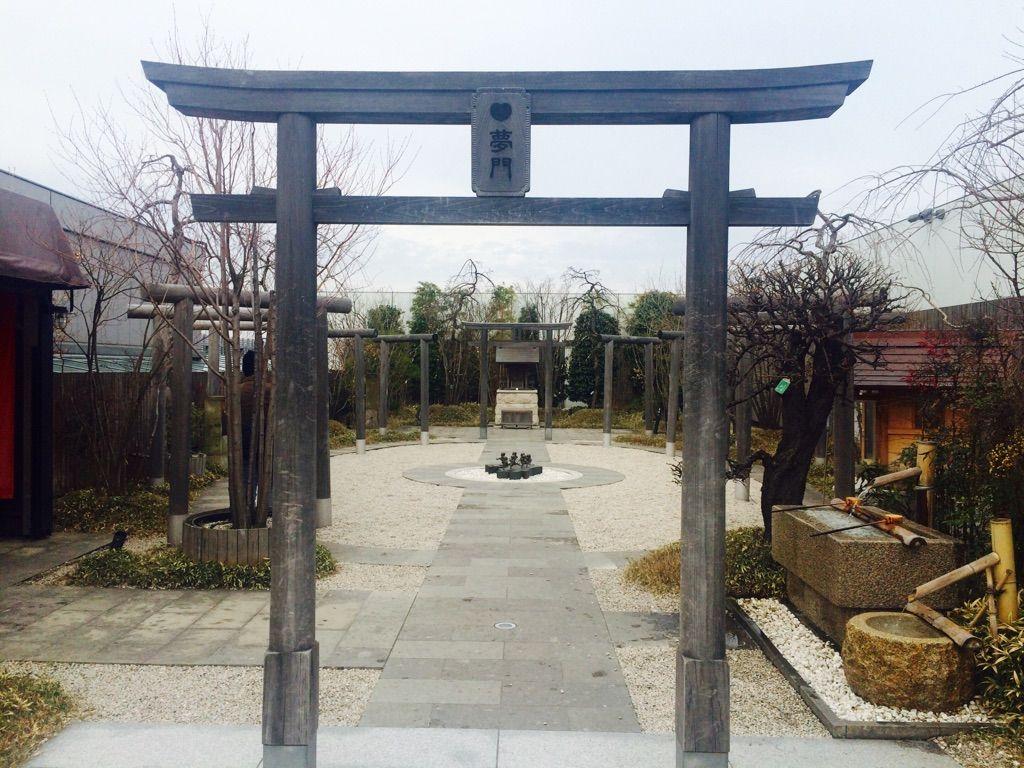 駅ビルの屋上に神社!?JR博多シティ「つばめの杜ひろば」は穴場の観光スポット