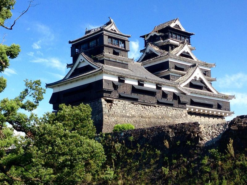 全部無料!復興に向かう熊本城の「今」を眺める展望スポット4選