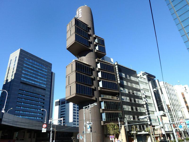 山手線で回れる「世界のタンゲ」東京都心で丹下健三建築めぐり
