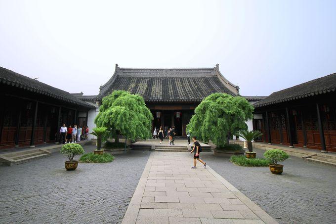 建物も必見!蘇州博物館