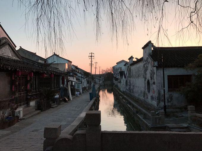 水郷らしさがあふれる平江路歴史地区へ