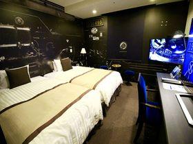 「ホテルメトロポリタン高崎」D51ルームの鉄オタ仕様がガチすぎる