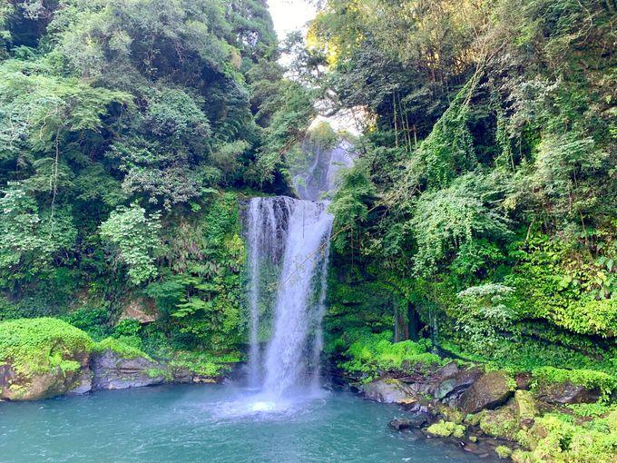 慈恩の滝や天ケ瀬温泉の散策も!
