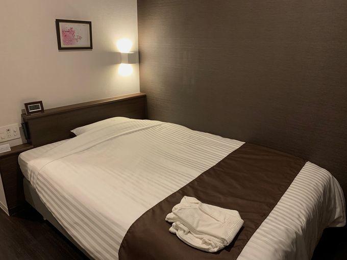 シンプルで使いやすい室内、そして空港ビュー!