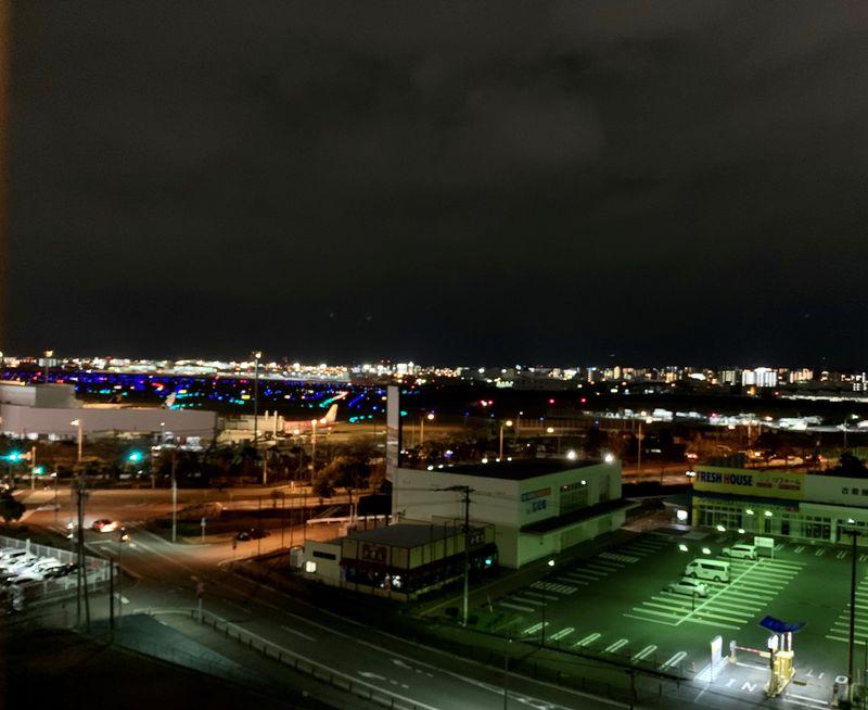 急な前泊・後泊にも!「ホテルグランビュー福岡空港」は空港目の前