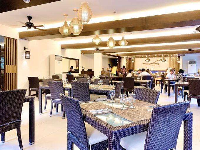 リゾート内に豊富なレストラン
