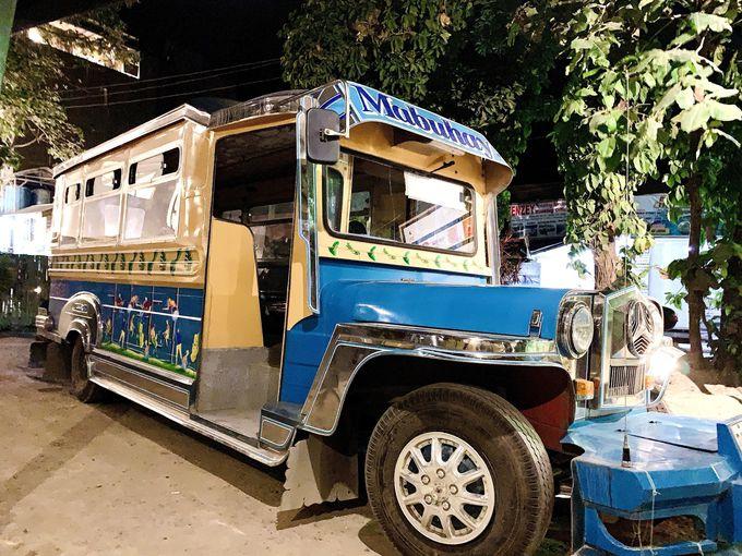 エルニドタウンへのシャトルバス、あります