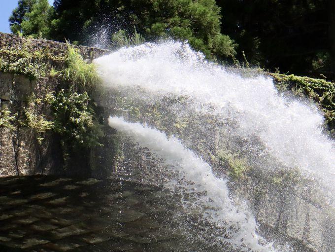通潤橋の放水はいつ?見学&撮影のコツ