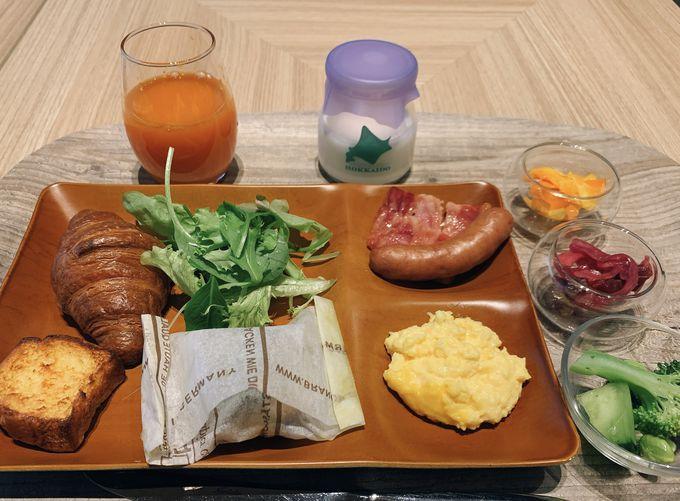ちょっとラグジュアリーにいただきたい朝食