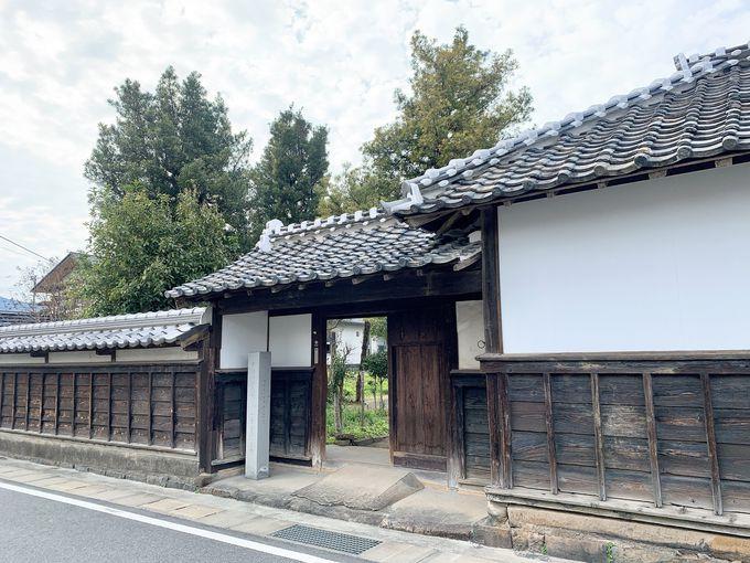 熊本県内最古の武家屋敷「旧高月邸」